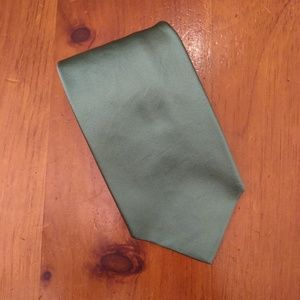 Polo by Ralph Lauren Green Tie
